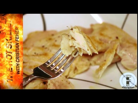 How to cook moist juicy chicken breasts that don't dry out by butterflying them - UCNC6uUtrcPGWJJdjol2-uDQ
