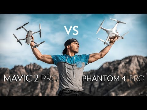 Mavic 2 Pro vs. Phantom 4 Pro In-Depth Comparison - UCw9zJ3qnebPPGsutiEAvu5Q