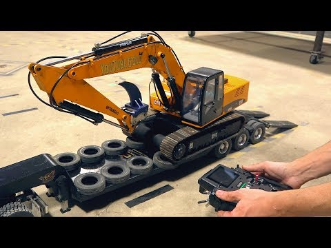 YouTube GOLD: Excavator UPGRADES & Side-loading a Trailer (RC4WD Earth Digger 1.5) | RC ADVENTURES - UCxcjVHL-2o3D6Q9esu05a1Q