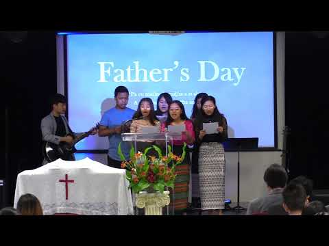 FATHER'S DAY 2019  CE PRESENTATION