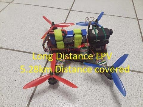Long Range Quadcopter FPV ZMR 250 Mini Quad - UCu2wmKhG73QiBgo78IGdc7w