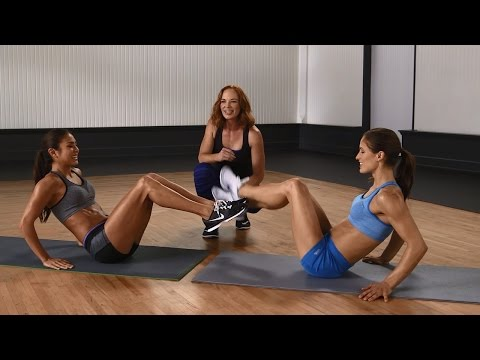 Quick No Equipment Partner Ab Workout - Fun and Challenging! - UCKik8uG08NYJStvTW7ZgUAQ
