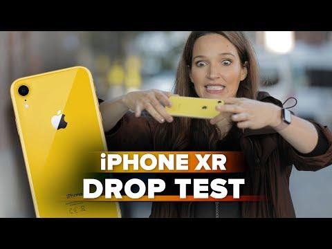iPhone XR drop test: How tough is the glass? - UCOmcA3f_RrH6b9NmcNa4tdg