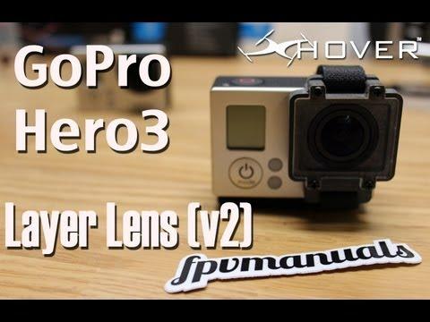 Layer Lens V2 For GoPro Hero3 GetFpv.com - UCkSdcbA1b09F-fo7rfysD_Q
