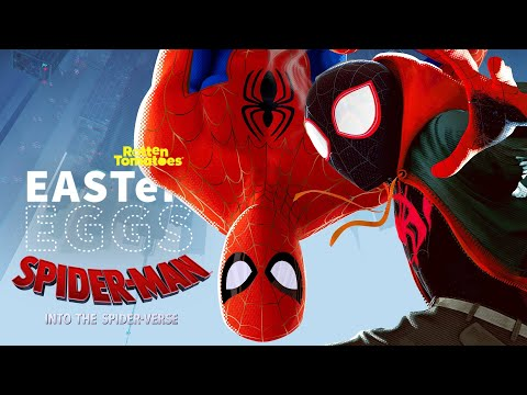 Spider-Man: Into the Spider-Verse Easter Eggs & Fun Facts | Rotten Tomatoes - UCE0Wkd9Jcn2-TNo5G8bLQrA