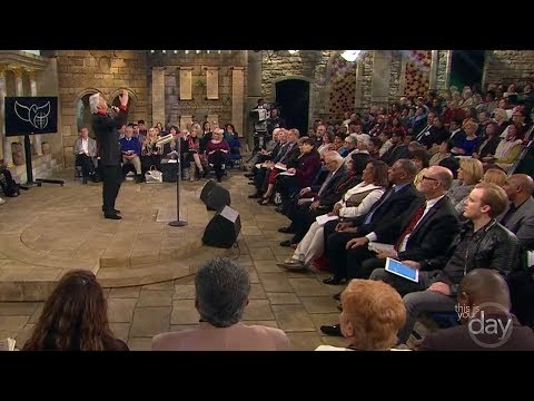 Our God is a Healing God - Part 2 - a special sermon from Benny Hinn