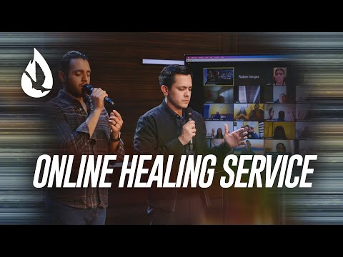 Zoom Healing Service  Friday, April 16, 2021 (6pm PST)