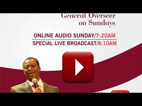 MFM SPECIAL SUNDAY SERVICE 3RD MAY 2020
