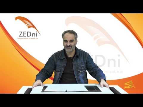 """سلسلة تعليم اللغة التركية مع الدكتور """" محمد زبدية """" الحلقة ( 6 )"""