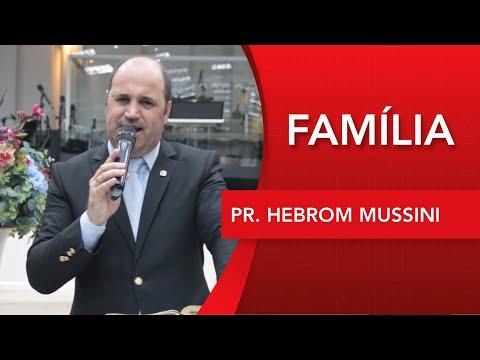 Pr. Hebrom Mussini   Necessário vos é nascer de novo   João 3.5   05 04 2020