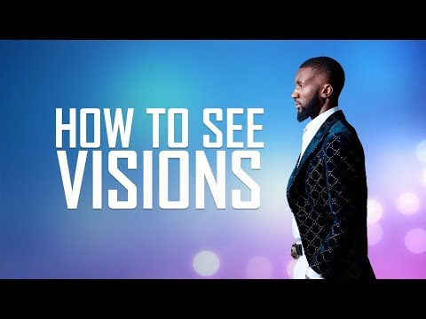 How to See Visions  Prophet Passion Java