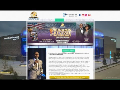 SOUTH-WEST MINISTERS' CONFERENCE, NATIONAL STADIUM, SURULERE, LAGOS. 16-05-19