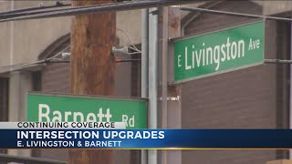 Dangerous Columbus intersection getting safety upgrades