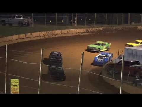 Stock 4b at Winder Barrow Speedway August 28th 2021 - dirt track racing video image
