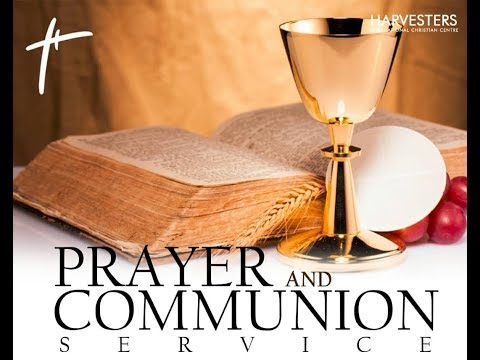Prayer And Communion Service With Pastor Bolaji Idowu  Sun 5th July, 2020