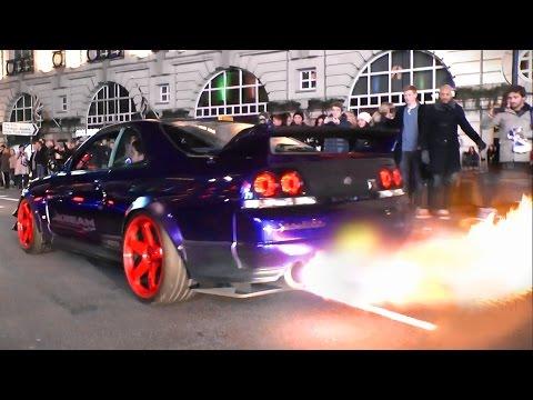 Kream Developments Nissan Skyline GTR - Burnouts, Flames and LAUNCH! - UCGZXYc32ri4D0gSLPf2pZXQ