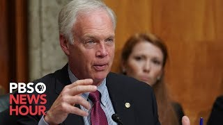 WATCH LIVE: Customs and Border Protection advisory council testifies before Senate committee