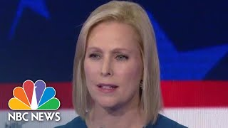 Kirsten Gillibrand: Donald Trump Has 'Torn Apart The Moral Fabric Of Who We Are' | NBC News
