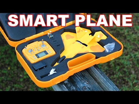 RC Smart Plane  Micro F-22 Jet Warbird - Auto Take Off & Stability Control RTF - TheRcSaylors - UCYWhRC3xtD_acDIZdr53huA