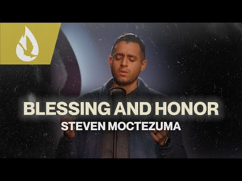 Blessing and Honor (Glory and Power)  Acoustic Worship Cover by Steven Moctezuma