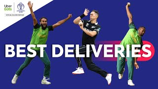 UberEats Best Deliveries of the Day | New Zealand vs South Africa | ICC Cricket World Cup 2019