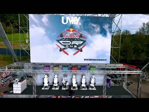 UVify - Redbull DR.ONE - Drone Racing at its BEST - Redbull's First EVER Drone Race! - UCj2_XhfkC17YCT2nHr4MOPw