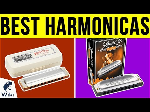 10 Best Harmonicas 2019 - UCXAHpX2xDhmjqtA-ANgsGmw