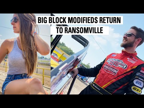 Can We Hang On Until The End? | Ransomville Speedway - dirt track racing video image