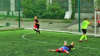 Обзор матча | 7. EUROBIS - AIM #SFCK Street Football Challenge Kiev