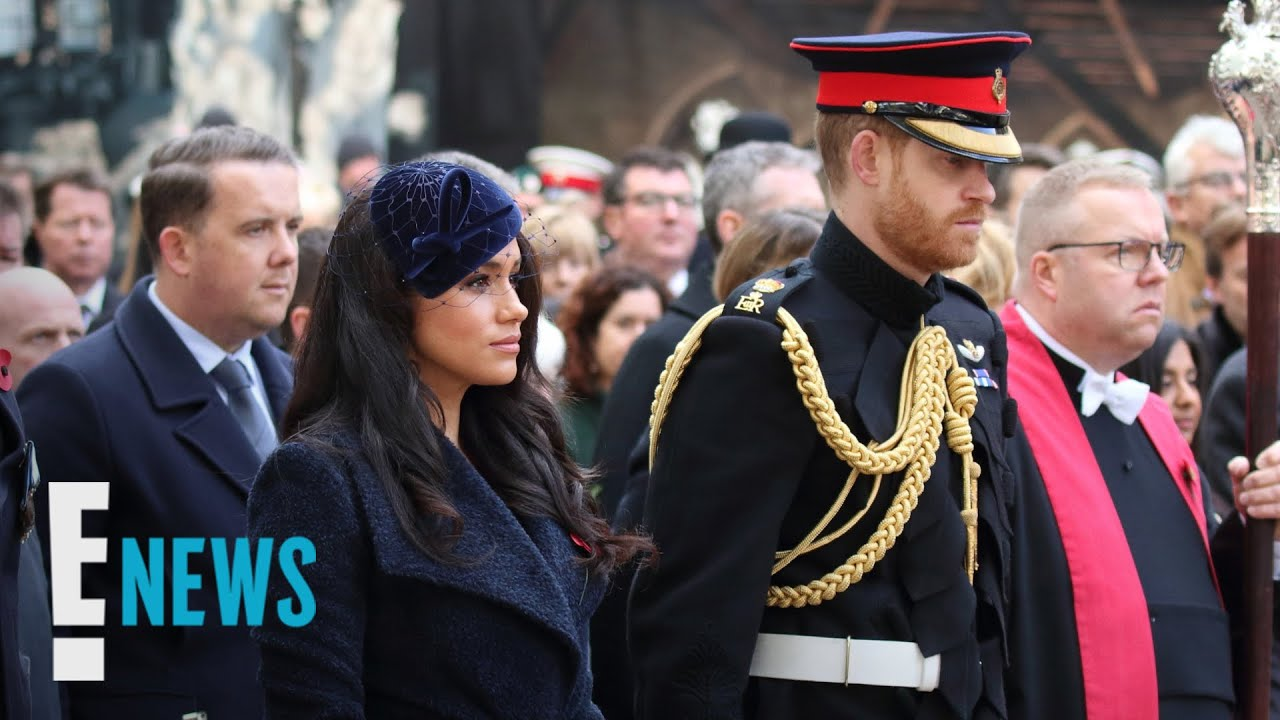 Meghan Markle Will Not Attend Prince Phillip's Funeral | E! News