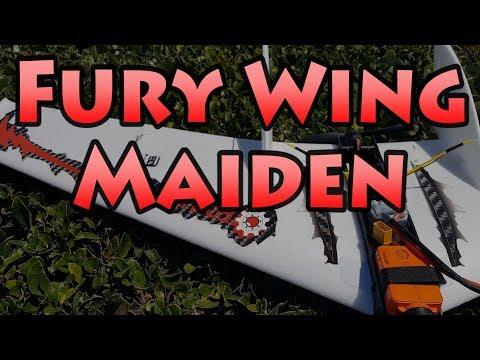 Eachine Fury Wing Maiden ⚡⚡ - UCnJyFn_66GMfAbz1AW9MqbQ