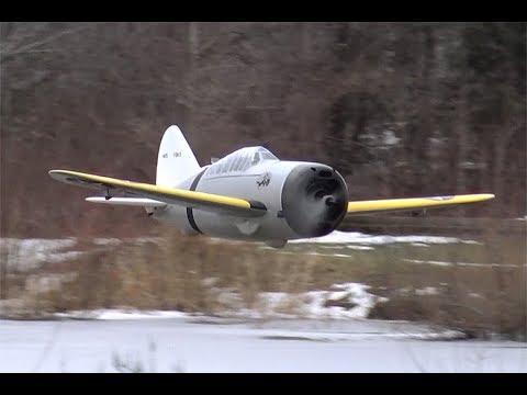 3rd FLIGHT Durafly Brewster F2A Buffalo from HobbyKing - UCLqx43LM26ksQ_THrEZ7AcQ