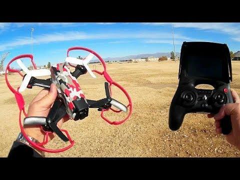 RC Eye Xtreme V2 Vantage (Limited Edition) Brushless FPV Sport Drone Review - UC90A4JdsSoFm1Okfu0DHTuQ