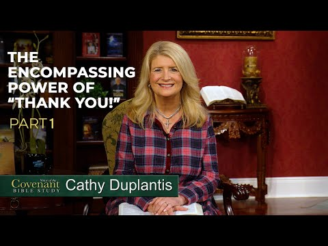 Voice of the Covenant Bible Study, November 2020 Week 1  Cathy Duplantis