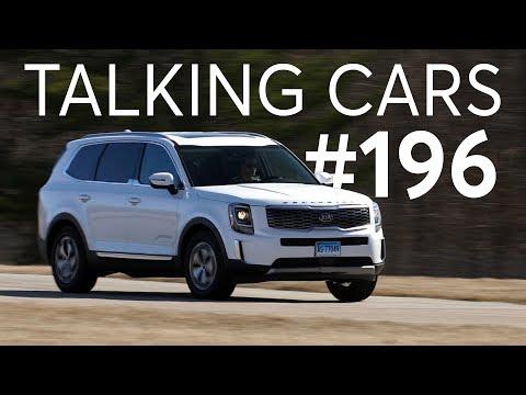 2020 Kia Telluride; Mandatory Safety Equipment | Talking Cars with Consumer Reports #196 - UCOClvgLYa7g75eIaTdwj_vg