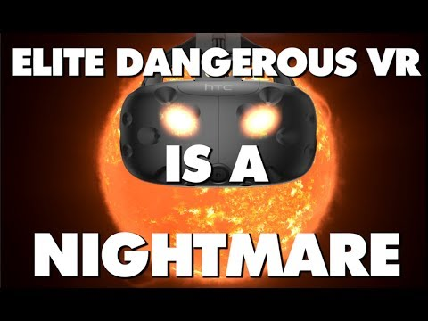 Elite Dangerous VR Is An Absolute Nightmare - This Is Why - UCFLwN7vRu8M057qJF8TsBaA