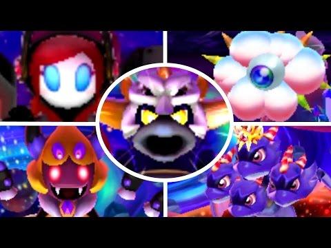 Team Kirby Clash Deluxe - All Boss Battles - UC-2wnBgTMRwgwkAkHq4V2rg