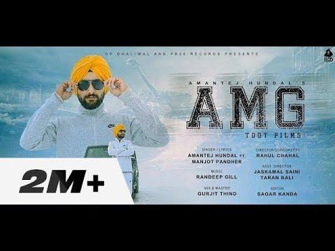 AMG LYRICS - Amantej Hundal Feat. Manjot Pandher