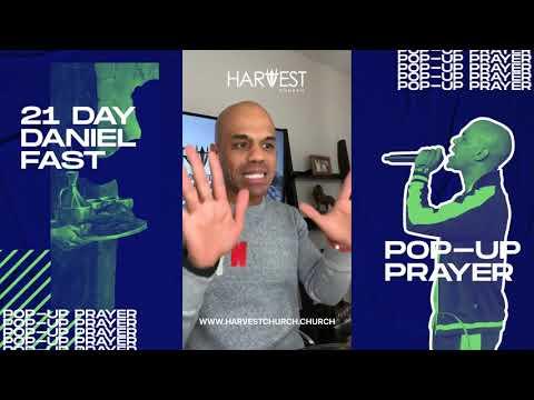 Pop-up Prayer - November 15, 2020 - Bishop Kevin Foreman