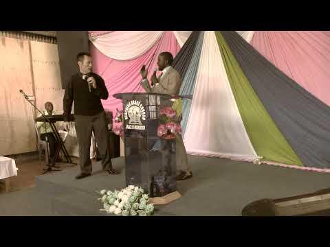 GOD IS MAKING A WAY - REV ROBERT CLANCY (KENYA)