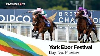 York Ebor Festival 2019: Enable bids for final British victory