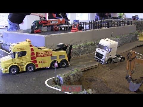 RCTKA Ettlingen - Neueröffnung - part 3 - RC truck towing - UCYXvCcDgRi5RNb1Zi4Yz-aA