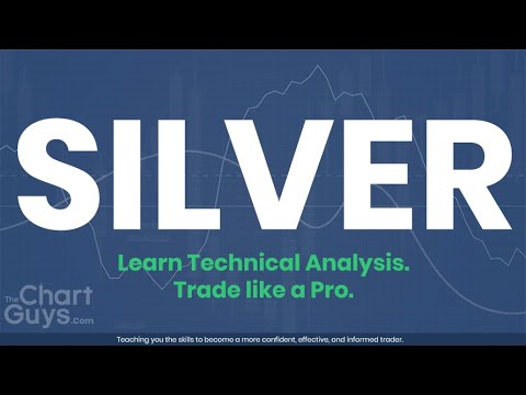 SILVER Technical Analysis Chart 11/13/2019 by ChartGuys.com