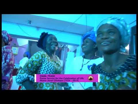 Late Ma Janet Olukoya Special Praise Service Evang  Praise