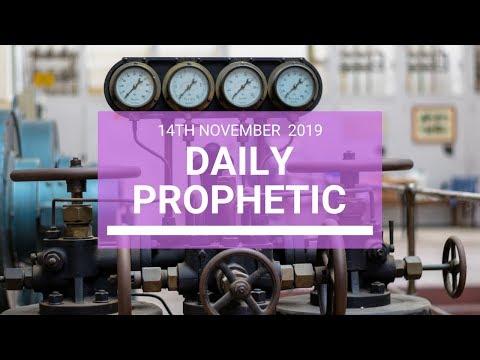 Daily Prophetic 14 November Word 4
