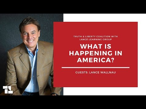 Lance Wallnau Joins Us On Truth & Liberty Livecast - June 17, 2019
