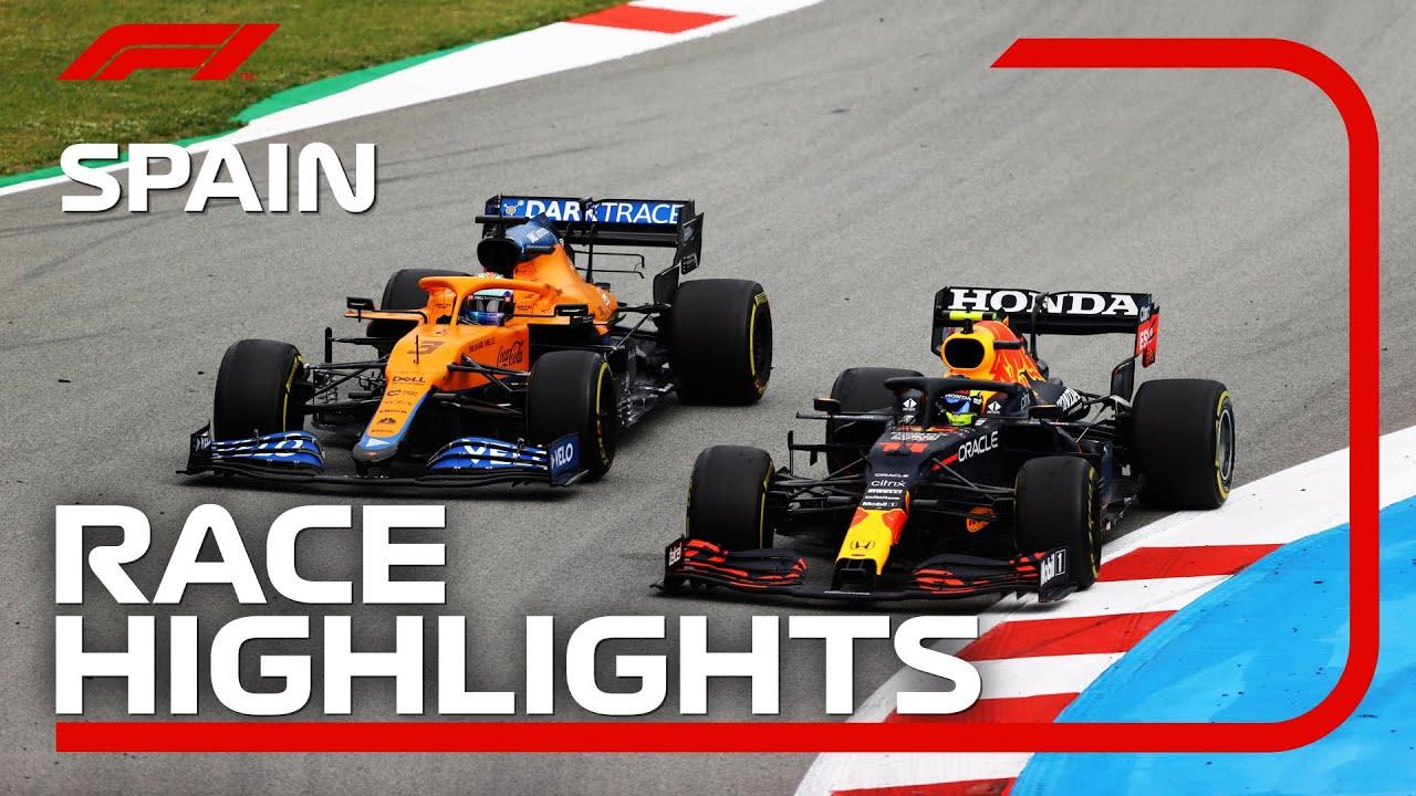 Grand Prix d'Espagne 2021 – les meilleurs moments
