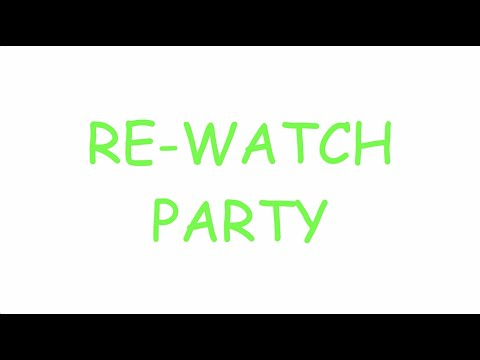 RE-WATCH PARTY  MOSAIC CHRISTIAN CHURCH