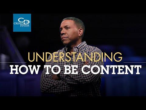 Understanding How to Be Content