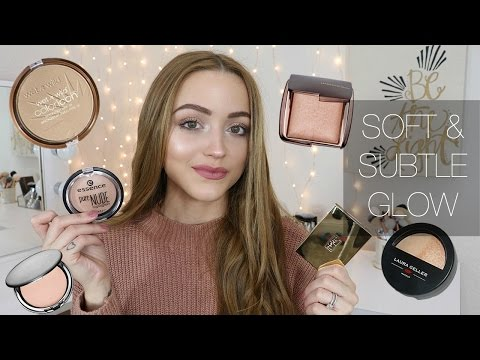 The Best NATURAL Highlighters | Drugstore + High End - UC8v4vz_n2rys6Yxpj8LuOBA
